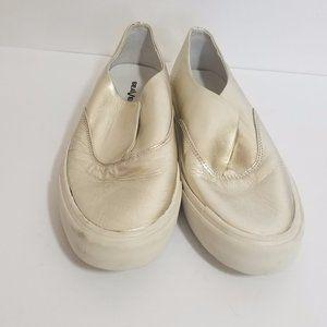 Seavees Sunset Strip Sneakers metallic size 11